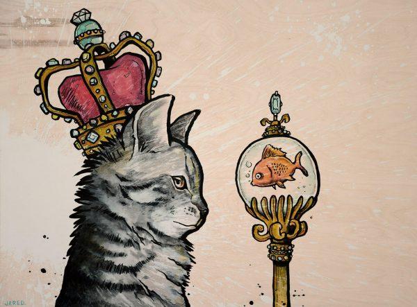 sceptre cat fish queen
